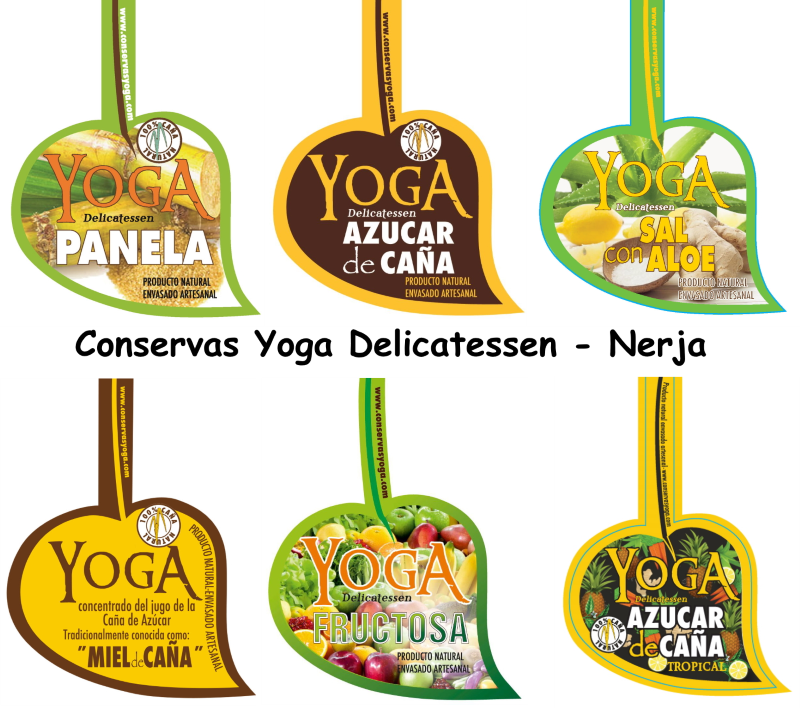 Conservas Yoga Delicatessen - Nerja